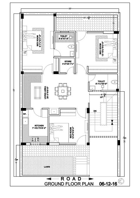 house map floor plan small villa pinterest