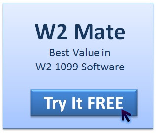 W2 1099 Software FREE