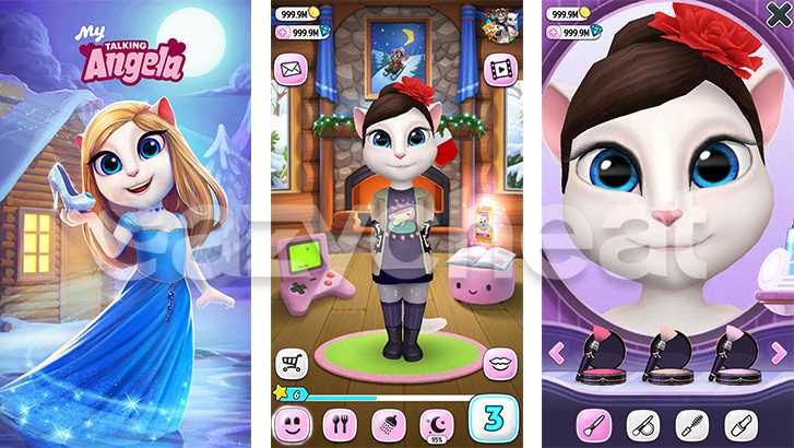 My Talking Angela v3.4.1.13