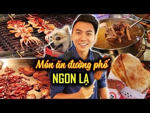 CẤP ĐỘ 9999 ẩm thực chợ đêm Raohe  Ăn Sập Đài Loan #6