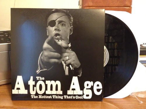 The Atom Age - the Hottest thing That's Cool LP by Tim PopKid