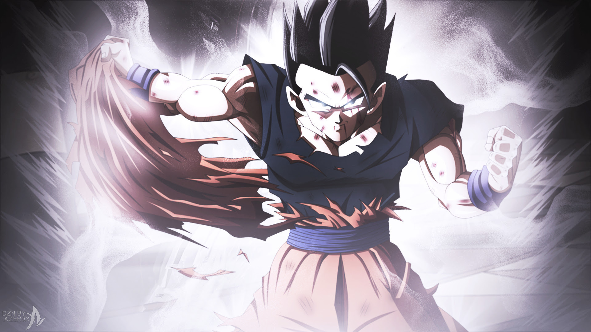 Trends For Dragon Ball Z Son Gohan Ssj2 Wallpaper Pictures