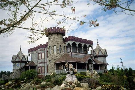 castles  washington state whimsical castle sequim