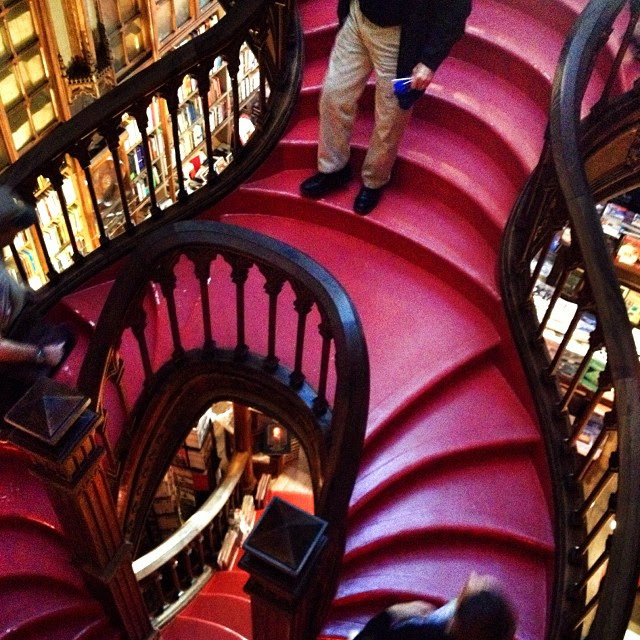La Librería de Harry Potter #oporto