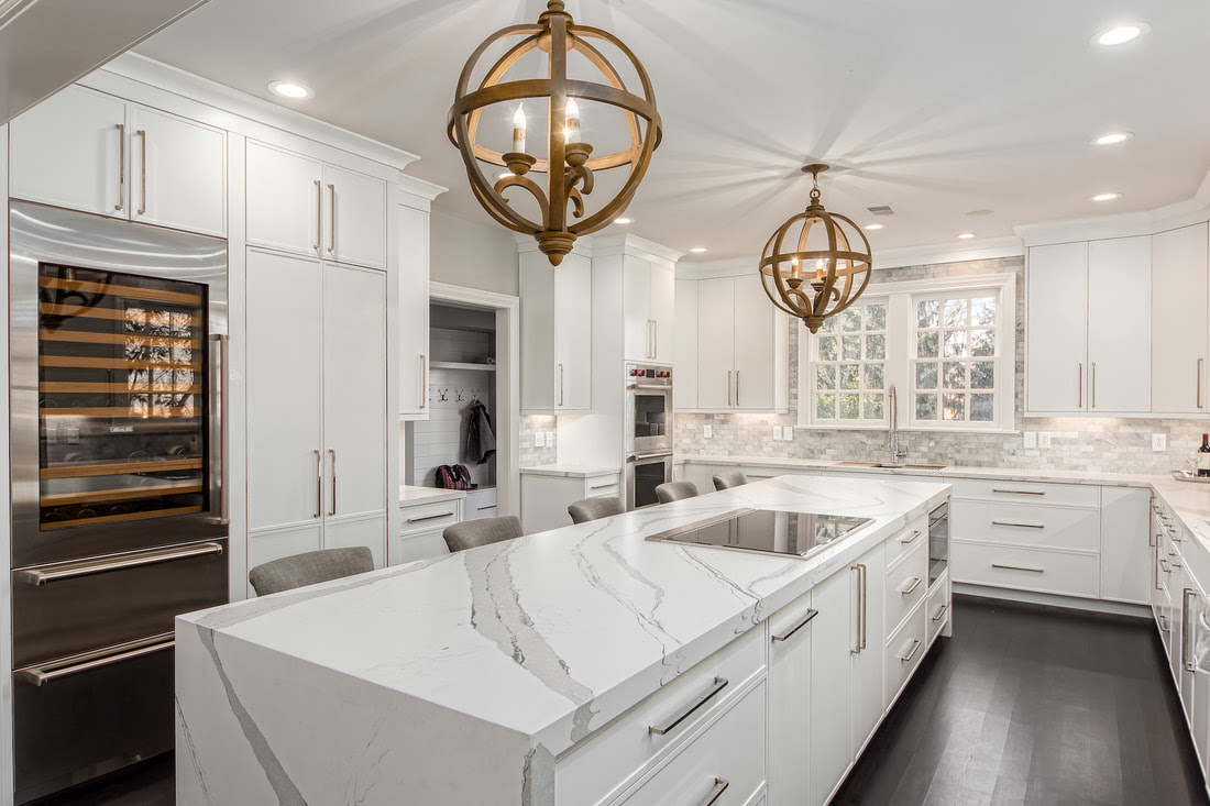 Ceiling Height Kitchen Cabinets…Awesome or Awful?—BYHYU ...