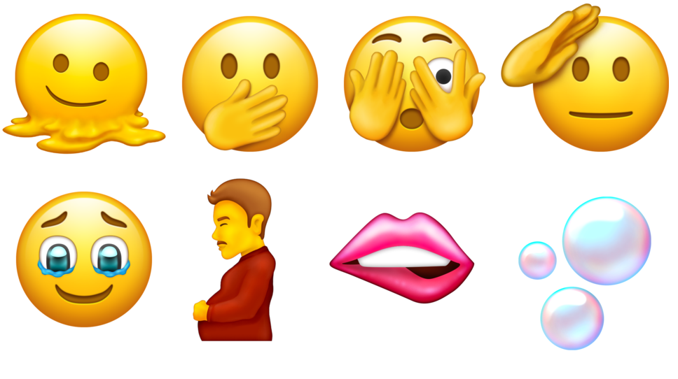 Unicode adds pregnant man, biting lips, salute and more to Emoji 14
