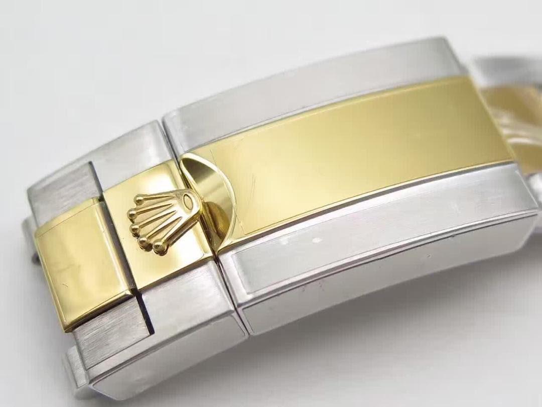 Two Tone Replica Daytona Bracelet