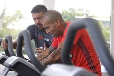 Sheik Flamengo (Foto: Gilvan de Souza / Flamengo)