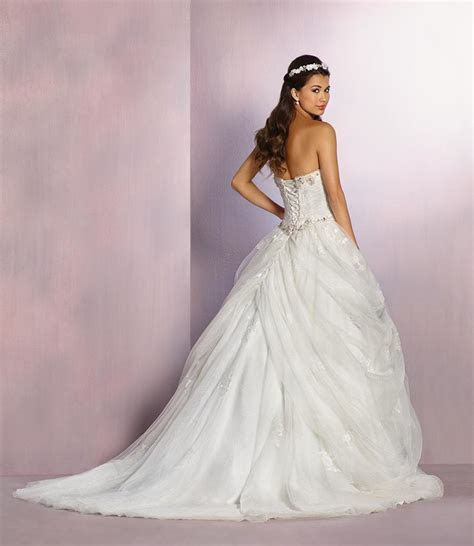 Photos: Designer debuts Disney inspired wedding dresses   KOMO