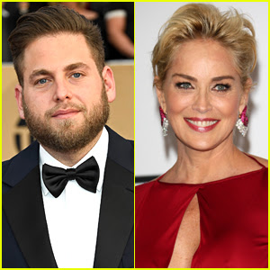 Sharon Stone's Comment on Jonah Hill's Instagram Is Getting Attention
