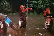 Banjir di Porong Dikuras, Bakal Dibuang ke Kolom Lumpur Sidoarjo