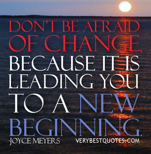Dont Be Afraid To Take A New Direction Cat Quotes
