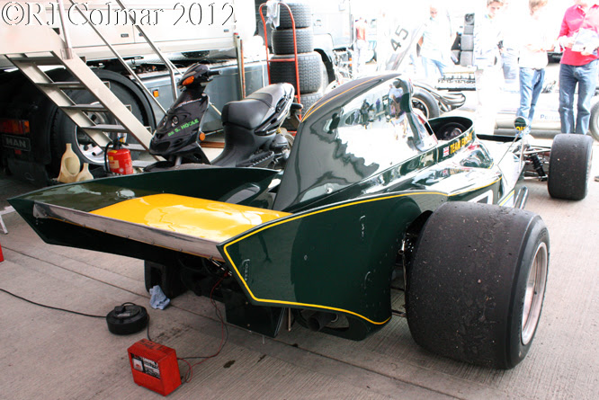 Ensign Ford N173, Silverstone Classic