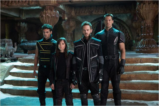Los personajes del futuro de X-Men: Días del Futuro Pasado