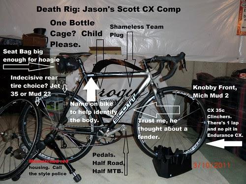 Death Rig Jason Labeled