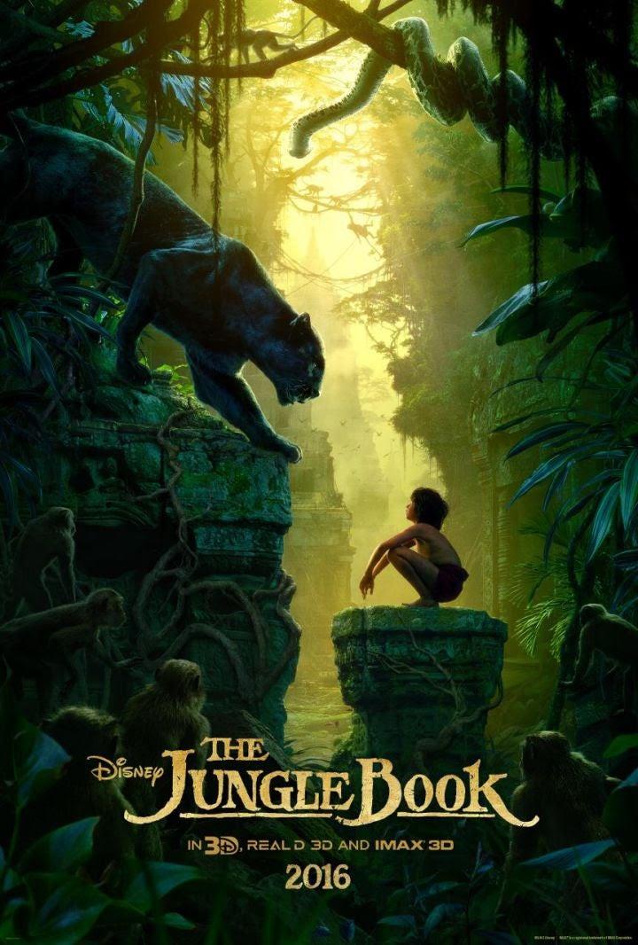 Disney, El Libro de la Selva, Jon Favreau, Idris Elba, Bill Murray, Scarlett Johanson, Teaser, Trailer