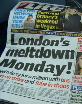 Meltdown Monday