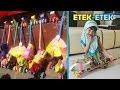 Bermain Mainan Tradisional Etek-Etek Pesawat lucu ❤ Traditional Toys Cute Airplane Etek-Etek