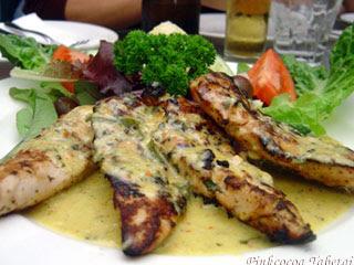 Macchiato - Lemon Pepper Chicken