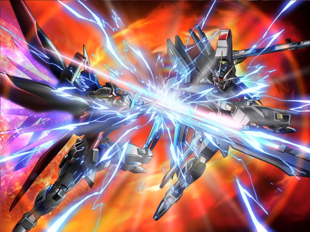 Ipad向けの 機動戦士ガンダムseed Destiny の壁紙画像 歴代