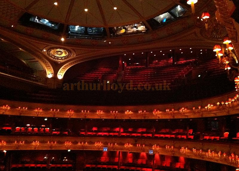 Royal Opera House Covent Garden Foundation
