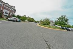 Biking to Work time lapse video
