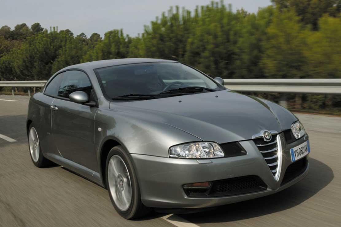 Alfa Romeo GT  Partsopen