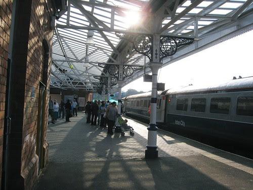 DH000008 Hartlepool Railway Station