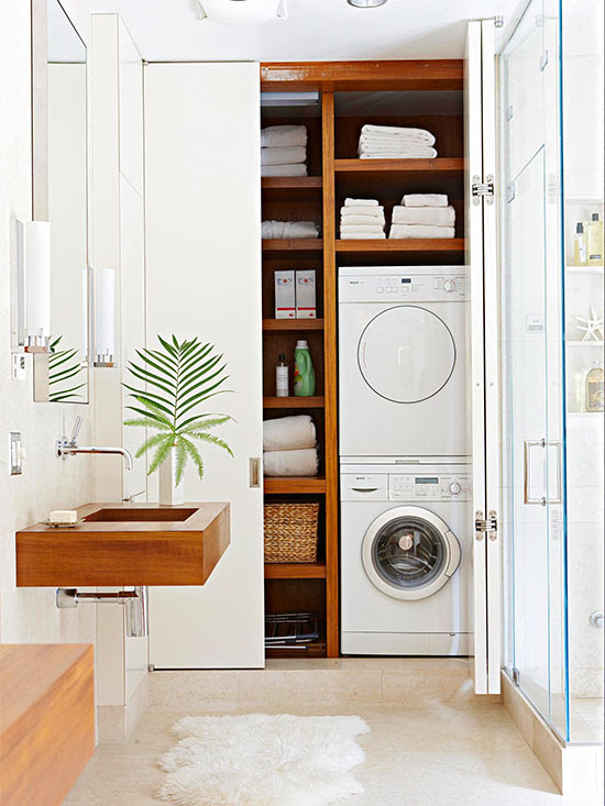 Storage for Tight Spaces