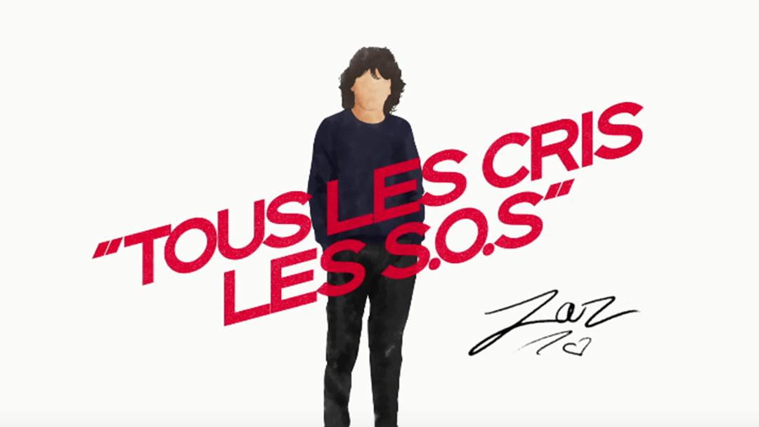 "Francuskie piosenki #3 - ""Tous les cris les S.O.S."" - nagłówek - Francuski przy kawie"