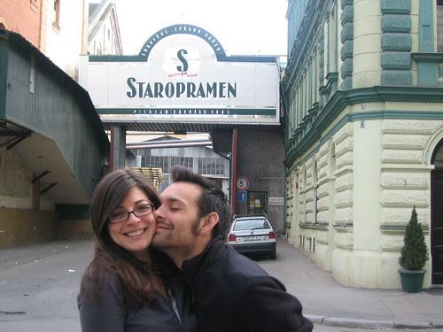 Prague - Staropramen love