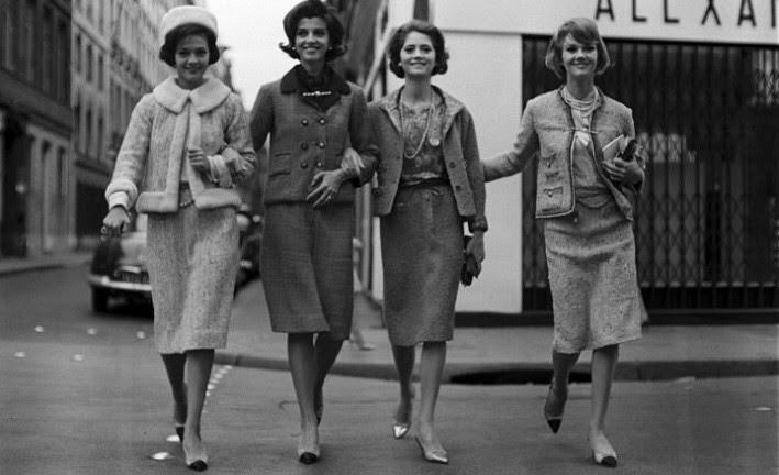 Σακάκια δεκαετίας '50 και '60
