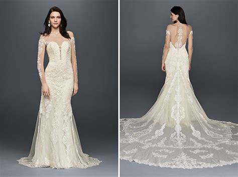 20 Dreamy Dresses You Can Shop From David's Bridal