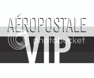 Aeropostale VIP!