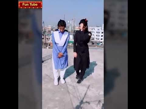 সেরা হাঁসির টিকটক ফানি ভিডিও | অস্থির মজার TikTok ফানি ভিডিও | New Bangla Funny Video
