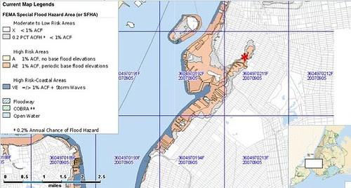 Fema Flood Map Gowanus Area by you.