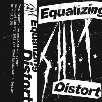 Equalizing Distort Radio Session cover art