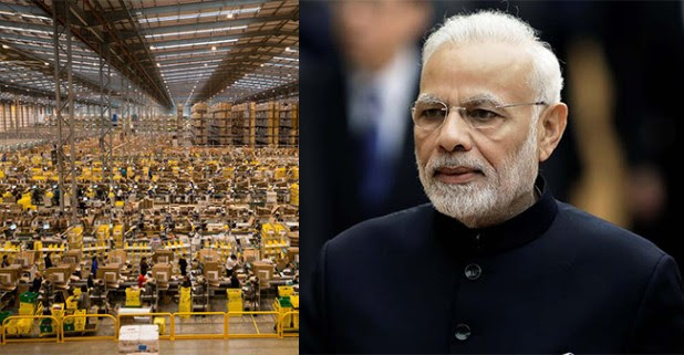 According to the Government, Firms like Flipkart and Amazon can no more sell their own products