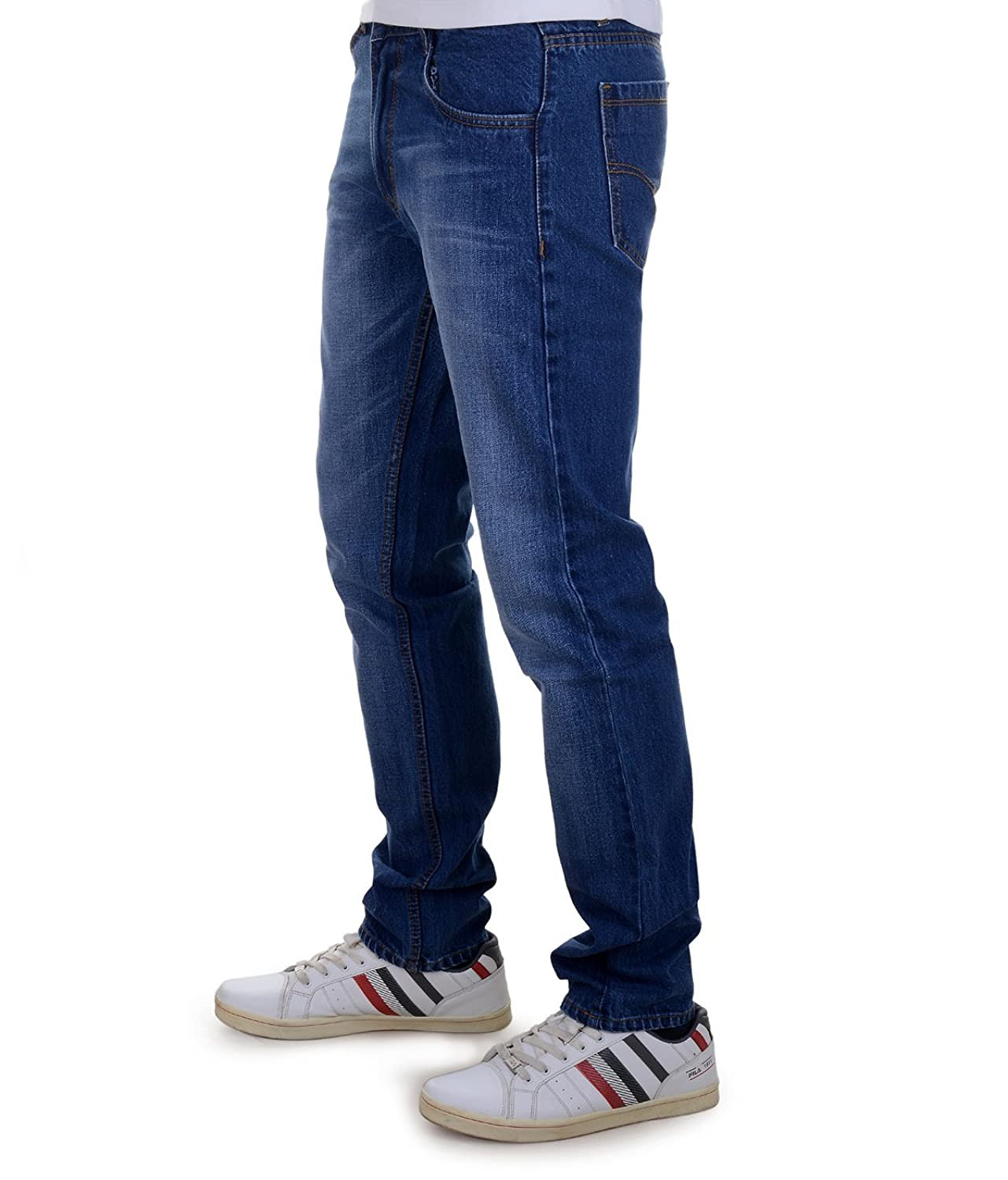 Deals on Ben Men's Regular Fit Jeans