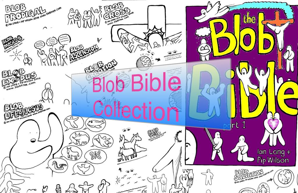 A Blob Bible Collection