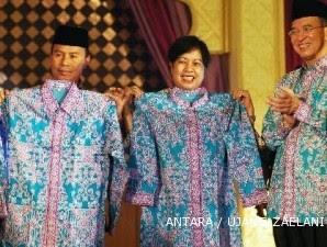 53 Model Baju Batik Haji Terbaik