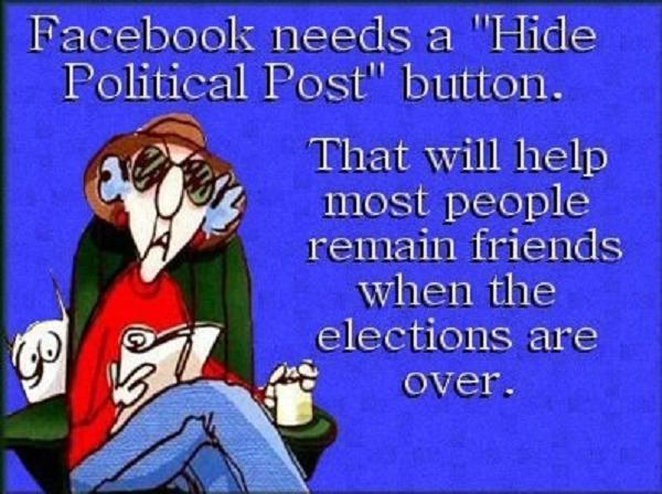 Funny Facebook Quote