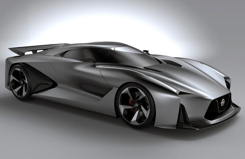 Nissan 2020 Vision Concept Review
