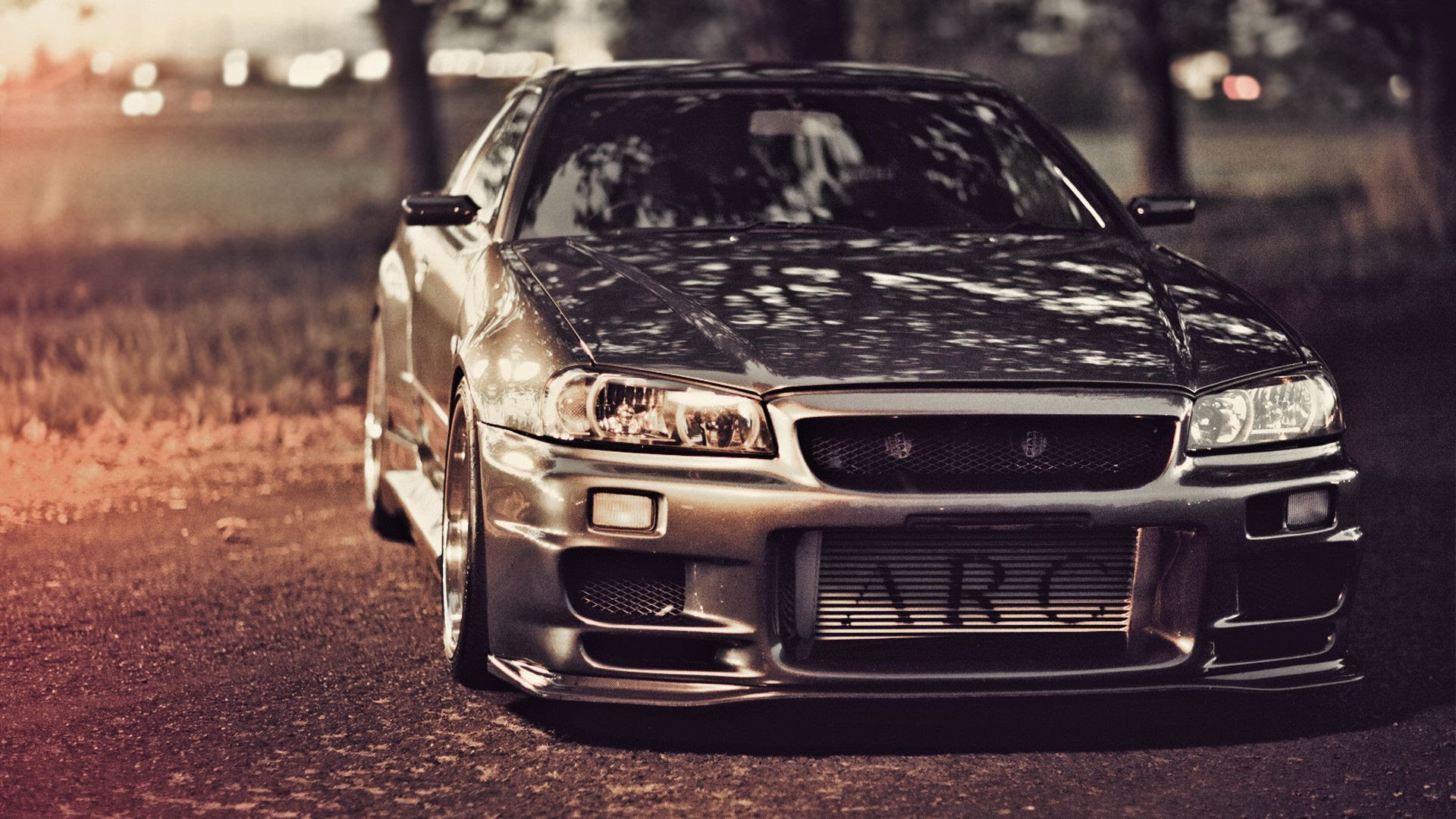 Wallpaper Nissan Skyline Sf Wallpaper