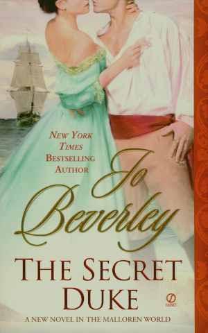 The Secret Duke copyright by Jo Beverley