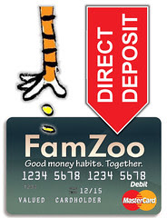 Direct Deposit to Prepaid Card