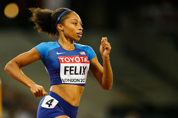 21541f2ee1a97 Allyson Felix denounces Nike for failing to financially support athletes  during pregnancy