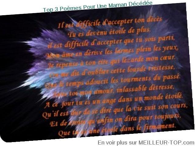 Poème Anniversaire Maman Decedee How To Be Winner In Forex