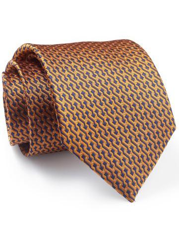 Mẫu Cravat Đẹp 7 - Vàng