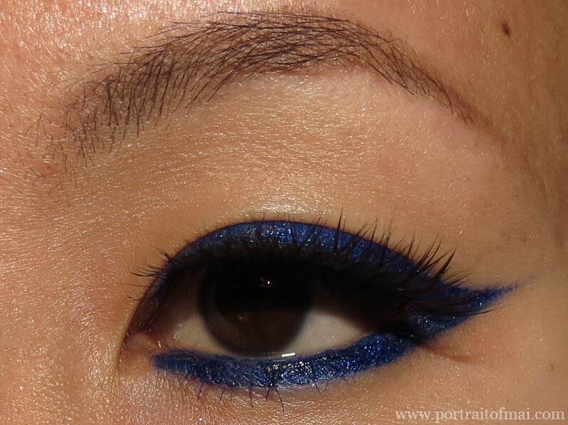 Electric Royal Blue EOTD